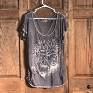 Maurices XL embellished graphic tee